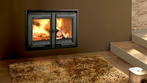 Lorea calefactora chimeneas en sevilla expochimeneas for Chimenea calefactora