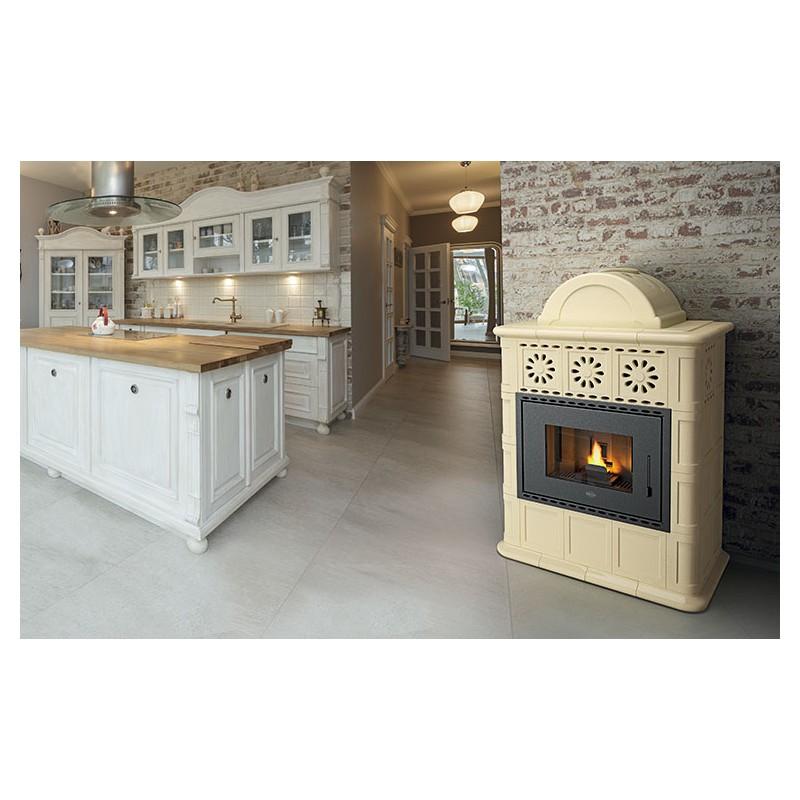 Agnese chimeneas en sevilla expochimeneas for Fabricantes de estufas de pellets